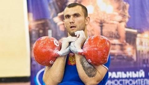 гиревой спорт чемпионат россии 2015
